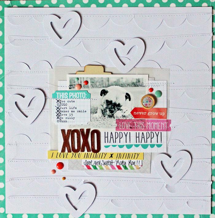 XOXO-Layout