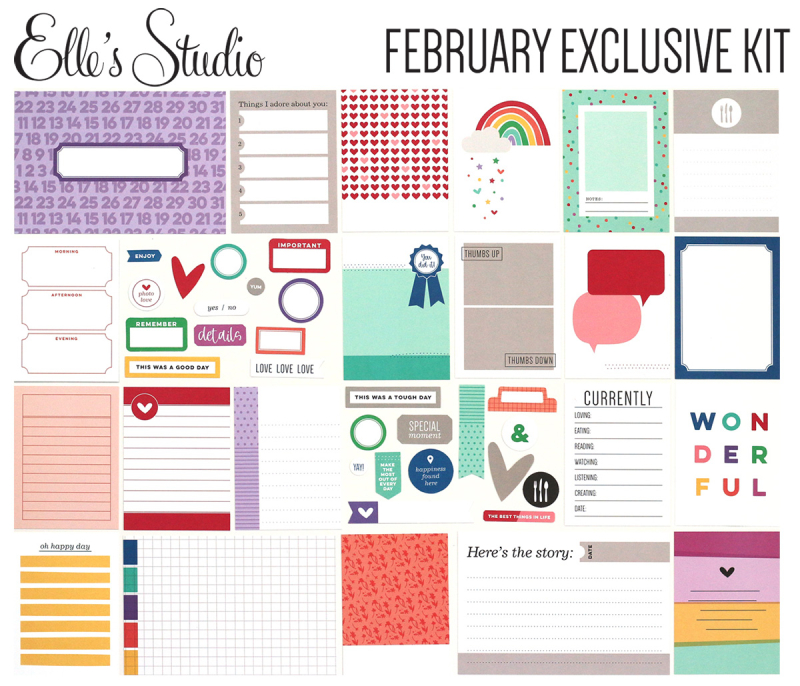 EllesStudio_February2019_MonthlyKit